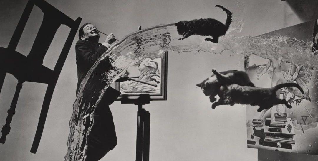 Salvador Dali, Piaget, Cartier iChupa Chups