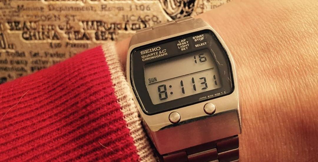 Electronic Soul – Seiko M159 czyli co nosił Steve Jobs zanim powstał Apple Watch