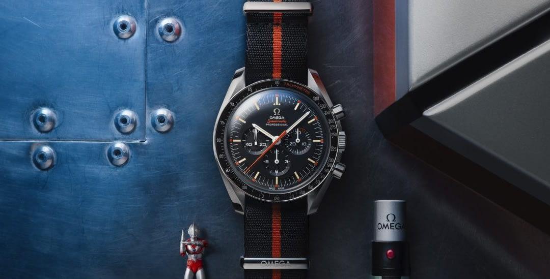 "Nowa limitowana Omega Speedmaster Speedy Tuesday ""Ultraman"""