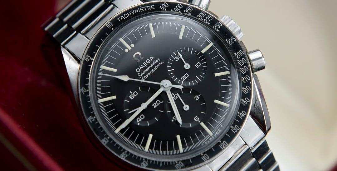 "Omega Speedmaster ""Michael Collins"" ref. 145.012-67"